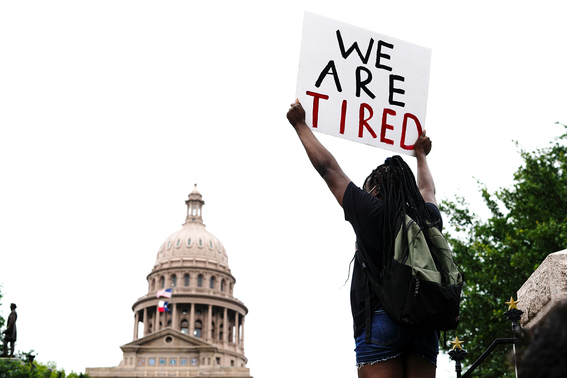 Austin Protests - George Floyd